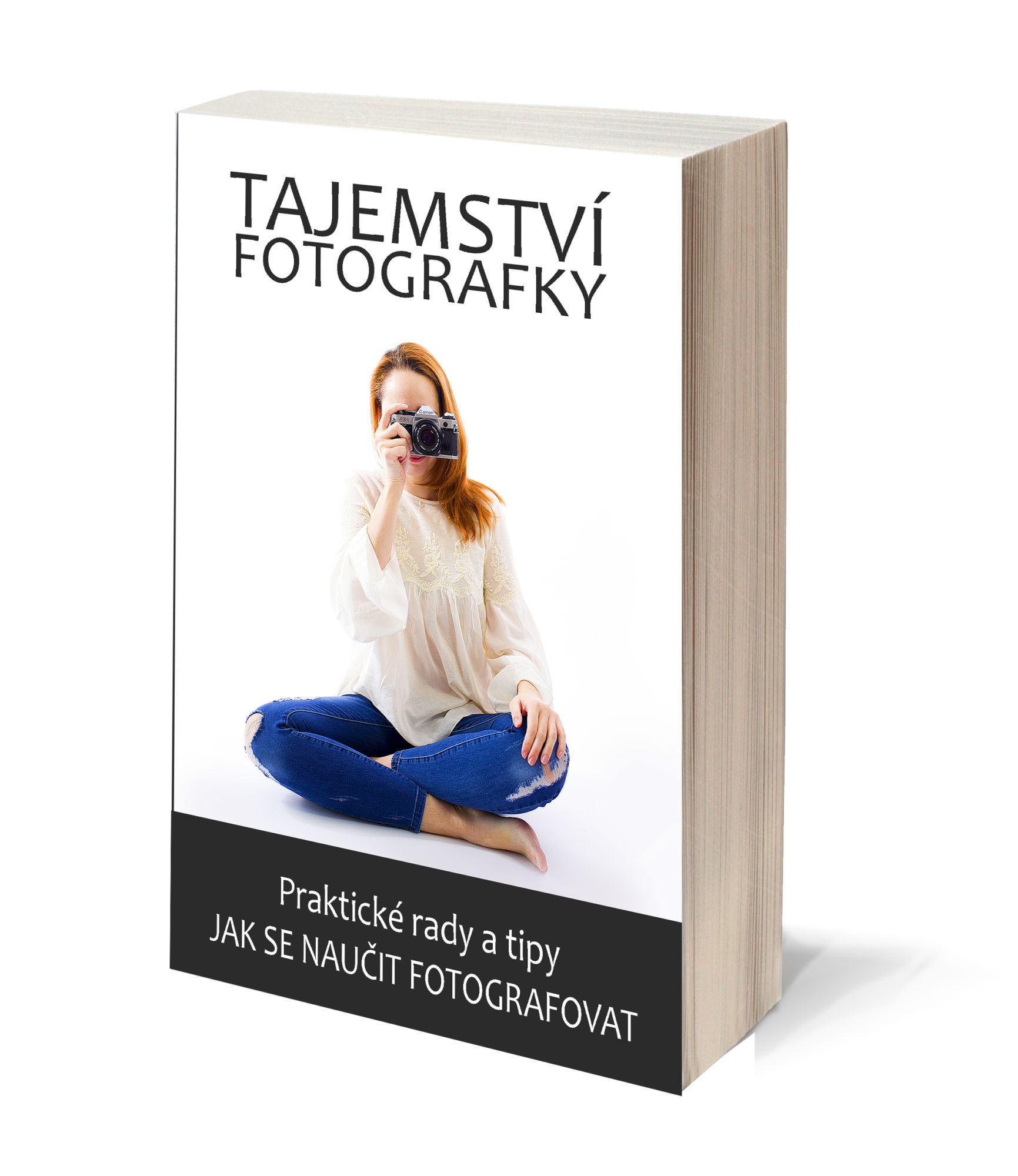 kniha pro fotografy