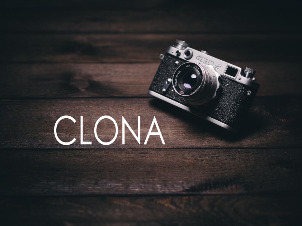 co je to clona