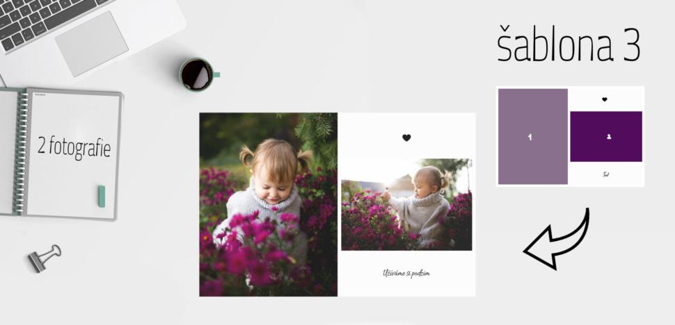 šablona 3 photoshop