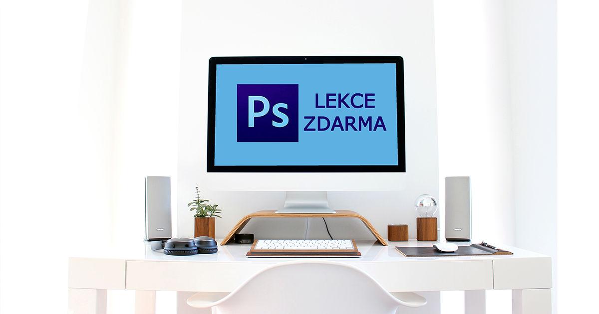 Lekce Photoshop