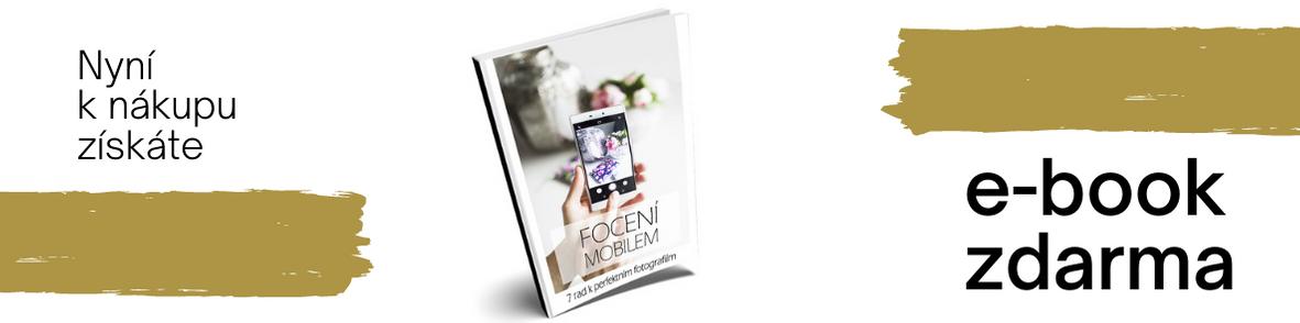 focení mobilem - e-book zdarma