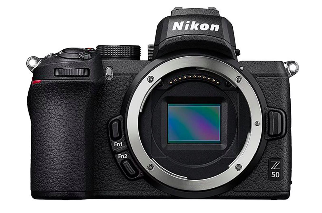 Nikonu Z50