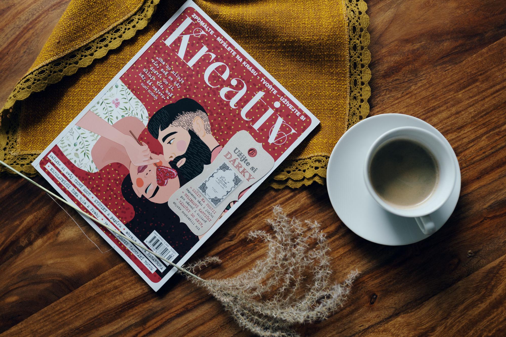 kreativ časopis