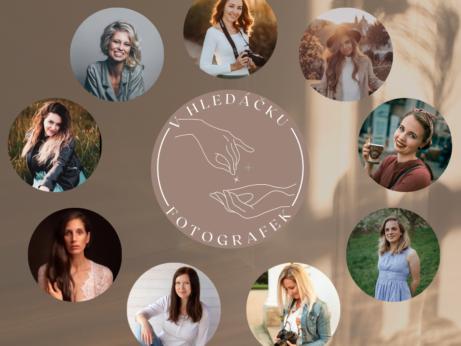 V hledáčku fotografek - focení, lekce, lightroom a Photoshop