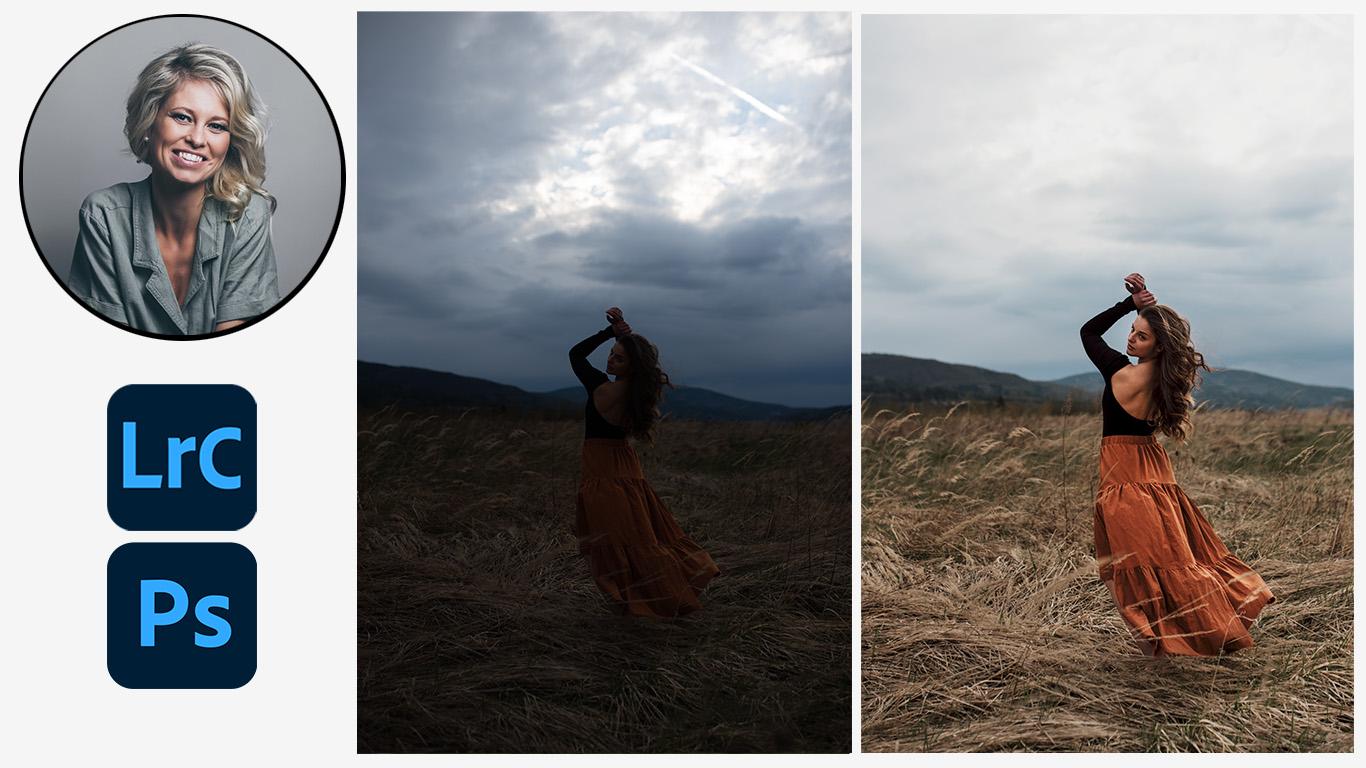 MÍŠA SONNTAGOVÁ - vhledáčku fotografek - úpravy fotografií